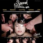 sex Sperm Mania