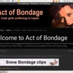 Act Of Bondage Account