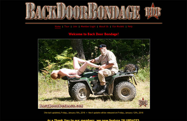 Backdoorbondage Deals