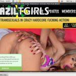 Brazil TGirls XXX Porn Pass