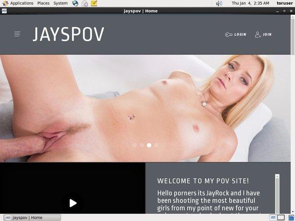 JaysPOV Discount Id