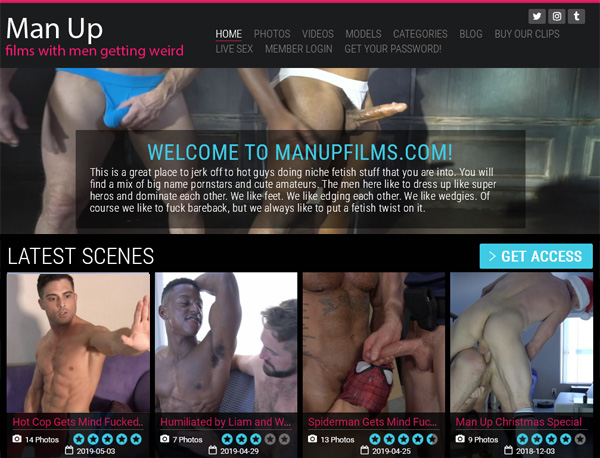Manupfilms Naked