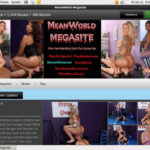 Mean World MegaSite With Pay Pal
