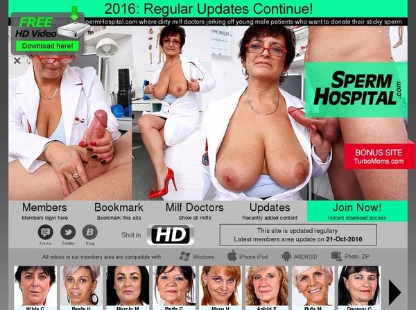 Premium Sperm Hospital Accounts Free