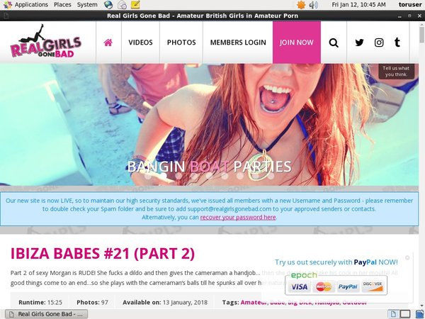 Real Girls Gone Bad Xvideos