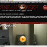 Sneakypeek.net User Name Password