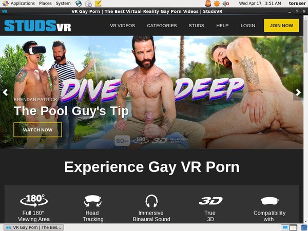 Studs VR Free Code