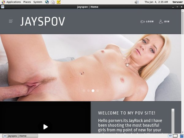 Xxx Sex JaysPOV