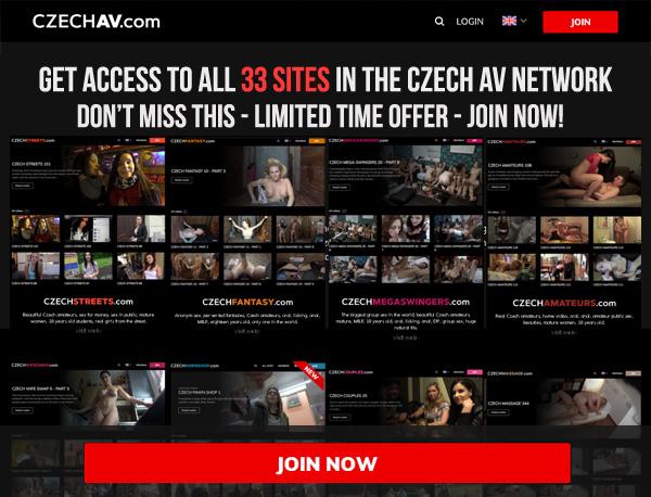 Czechav.com Discount Linkcode