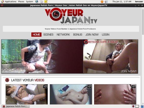 TV Japan Voyeur Sex