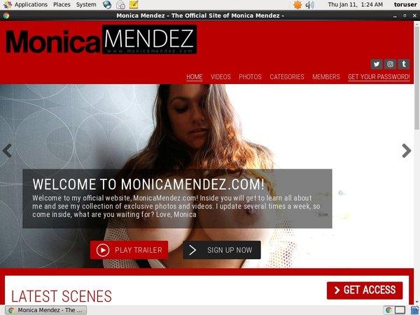 Mendez Monica Free Login