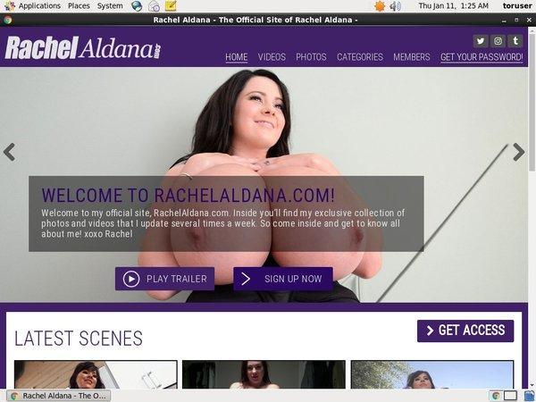 Get Rachel Aldana Free Login