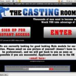 Cracked The Casting Room Account