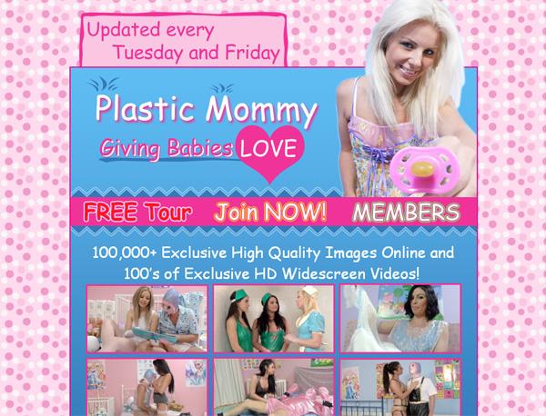 Plastic Mommy Xxx Hd