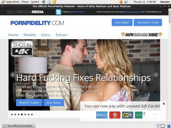 Buy Porn Fidelity Account