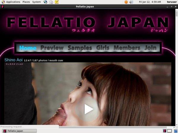 Fellatio Japan Con Deposito Bancario