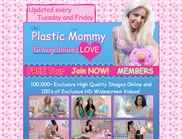 Free Accounts In Plastic Mommy