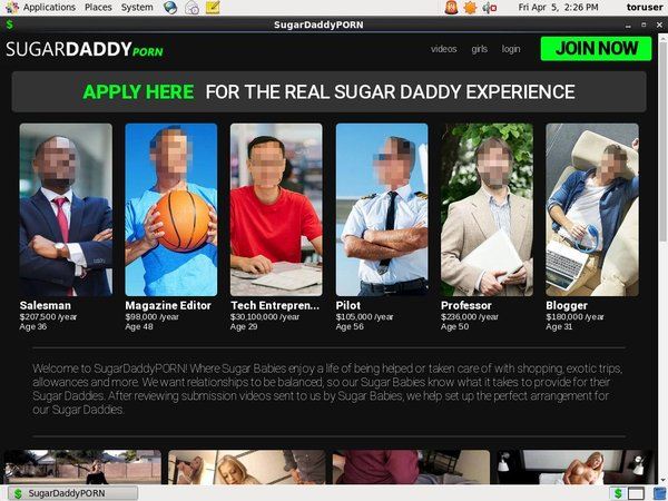 Free Sugar Daddy Porn Premium Accounts