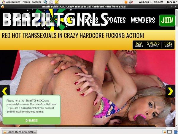 Discount Codes Brazil TGirls XXX