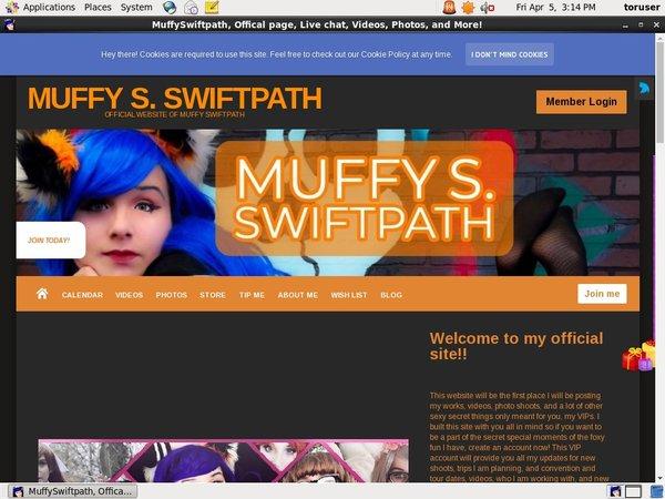 Discount MuffySwiftpath Trial Membership