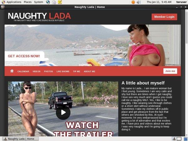 Naughty Lada Full Website