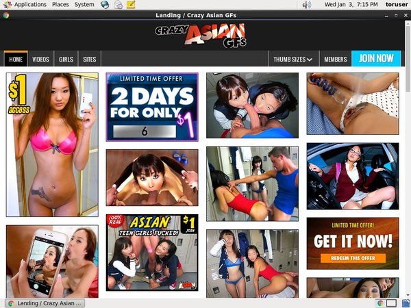 Crazy Asian GFs Accs