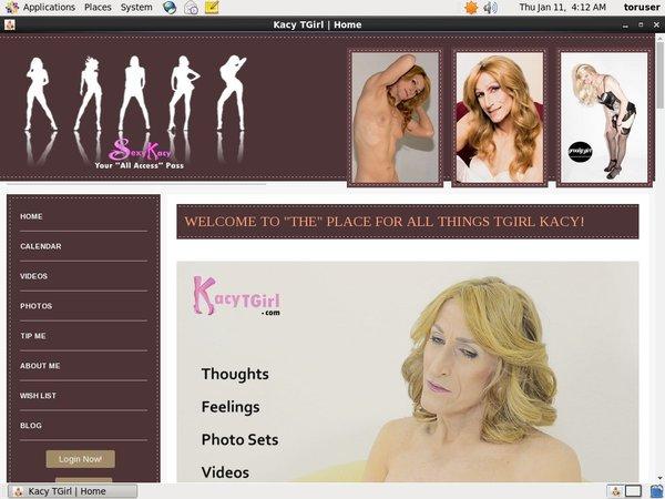 Kacytgirl.com Threesome