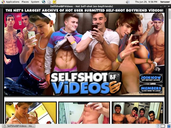 Limited Selfshotbfvideos.com Discount Deal