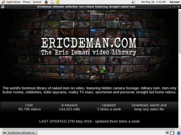 Deman Eric Password